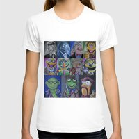 muppets T-shirts featuring Muppets/ Doctor Who Mash-up by Lissyleem