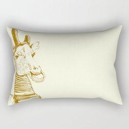 Nga Bilé Rectangular Pillow