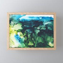 Kelp Forest Framed Mini Art Print