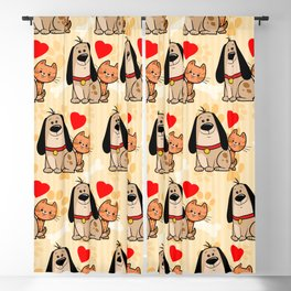 Dog & Cat Blackout Curtain