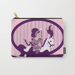 carrousel Carry-All Pouch
