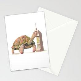 Slow Tech Stationery Cards