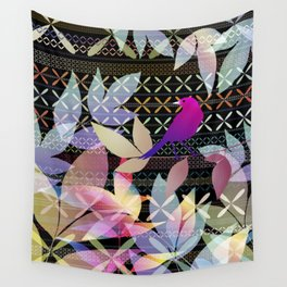 Garden Music Wall Tapestry