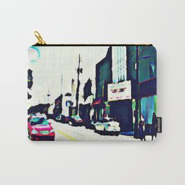 Street Scene No. 1 Carry-All Pouch