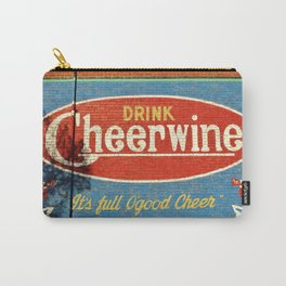Cheerwine Sign 2 Carry-All Pouch