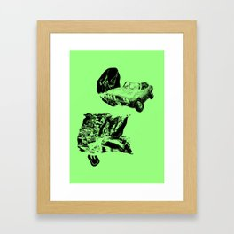 Youth I Framed Art Print
