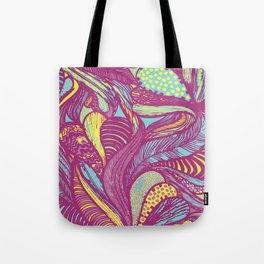 Rainforest Rhapsody Tote Bag