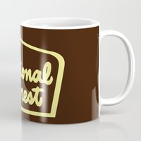 the national Mugs featuring National Forest by Man and his World