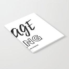 Savage Gang Gang Notebook