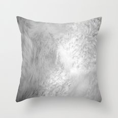 You Too Can Wear Fur! Throw Pillow