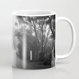 Mount Wellington Misty Road Coffee Mug