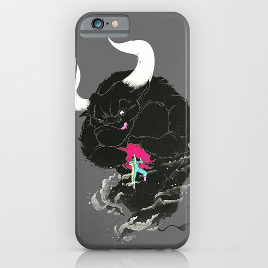 Bullfighting iPhone & iPod Case