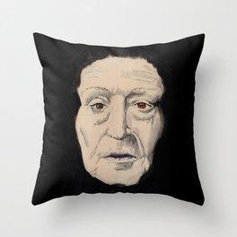 Dona gran Throw Pillow