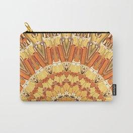Golden Sun Carry-All Pouch