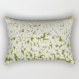 tulips,flowers Rectangular Pillow