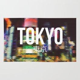 Tokyo - Cityscape Rug