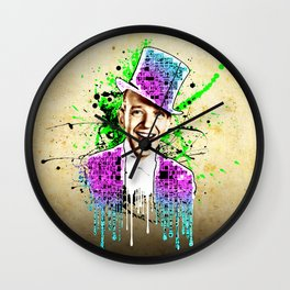 Fred Astaire, new steps.  Wall Clock