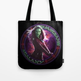 Gamora - Guardians Of The Galaxy Tote Bag