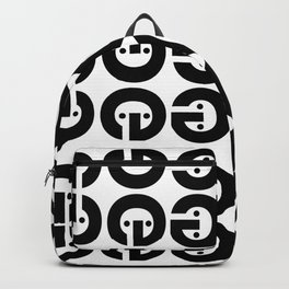 GO Faces Backpack