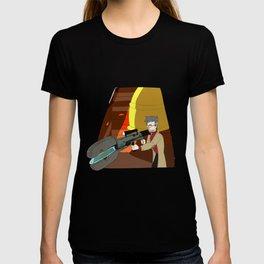 Quantum destabilizer T-shirt