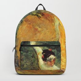 "Henri de Toulouse-Lautrec ""The Spanish Dancer"" Backpack"