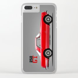 The 250 GT 1959 Clear iPhone Case