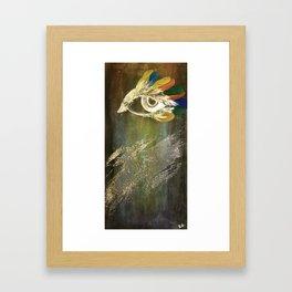 Imbolic Framed Art Print