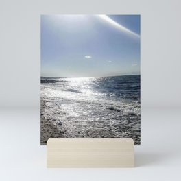 Shoreham Beach Mini Art Print