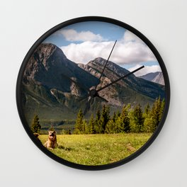 A Thousand Miracles Wall Clock