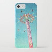 vertigo iPhone & iPod Cases featuring vertigo by Sylvia Cook Photography