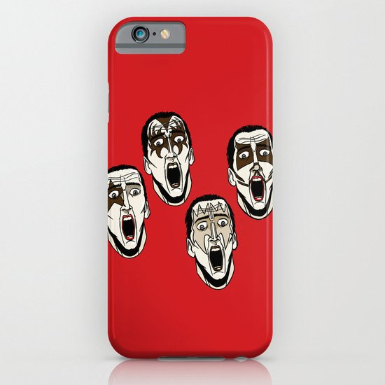 Kiss Cage iPhone & iPod Case