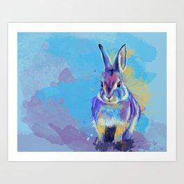 Bunny Dream Art Print