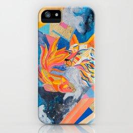 KoiWolf iPhone Case