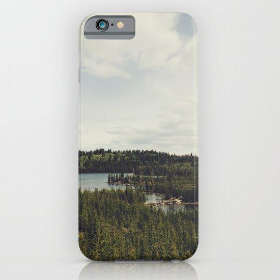 Taggart Lake iPhone & iPod Case