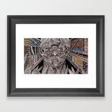 Headspace (Still Frame 1) Framed Art Print