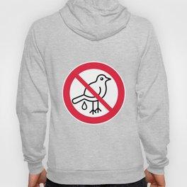 Birds Sign Logo 1 Hoody