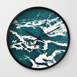 Anthony's Haven Wall Clock