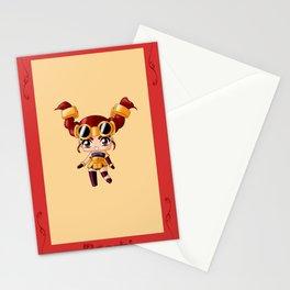 Chibi Bacchi Stationery Cards