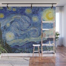 Van Gogh - Starry Night Wall Mural