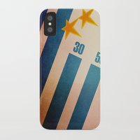 world cup iPhone & iPod Cases featuring Uruguay World Cup by David Curry