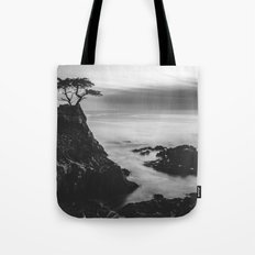 At the end of the world Tote Bag