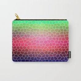 Colorful Rocks Carry-All Pouch