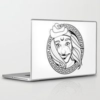 coven Laptop & iPad Skins featuring #rEVEnge by Luc Étrier