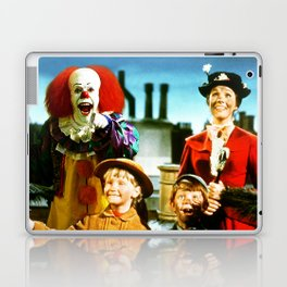 PENNYWISE IN MARY POPPINS Laptop & iPad Skin
