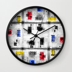 Annecy 2 Wall Clock