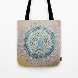Mursy Hill Wish Board Mandala Tote Bag