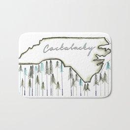 Cackalacky. Bath Mat