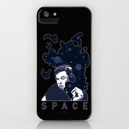 Smoke of Creation iPhone Case