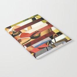 Glitch Pin-Up Redux: Britney Notebook