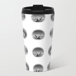 Body Parts of a Retriever Labrador Travel Mug